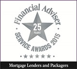 Financial Adviser - Service Awards 2015