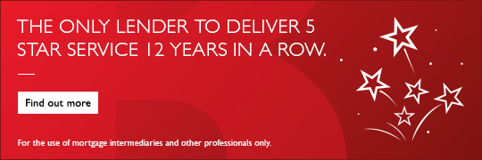 The only lender to deliver 5 star service 12 years in a row. Find out more.